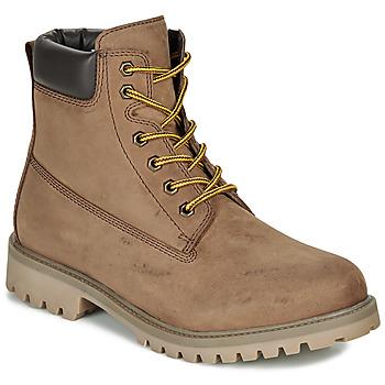 Chaussures Homme Boots André ASPEN Marron