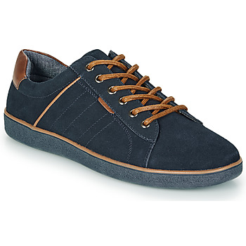 Chaussures Homme Baskets basses André ELTON Marine