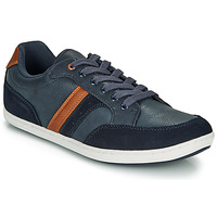 Chaussures Homme Baskets basses André ATHENES Marine