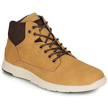 Chaussures Homme Baskets montantes André AVONDALE Camel
