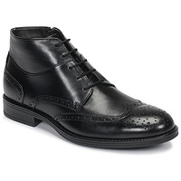 Chaussures Homme Boots André LORMAND Noir