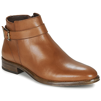 Chaussures Homme Boots André NORDY Cognac