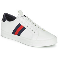 Chaussures Homme Baskets basses André BRATON Blanc