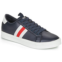 Chaussures Homme Baskets basses André BRATON Marine