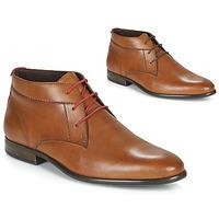 Chaussures Homme Boots André NEZIA Cognac
