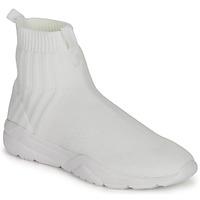 Chaussures Homme Baskets montantes André LUNAIRE Blanc