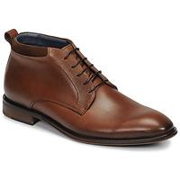 Chaussures Homme Boots André MUBU Marron