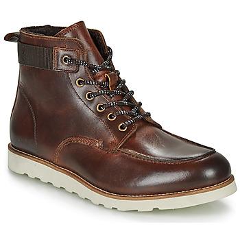 Chaussures Homme Boots André MARDON Marron