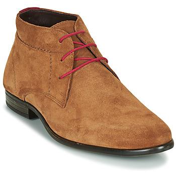 Chaussures Homme Boots André VELEGANT Cognac