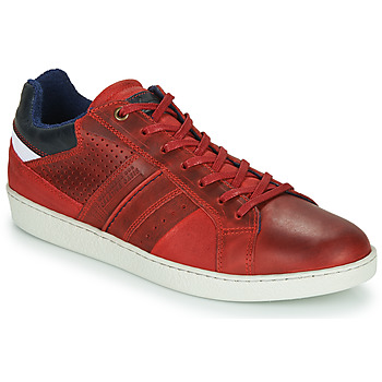 Chaussures Homme Baskets basses André SNEAKSHOES Rouge