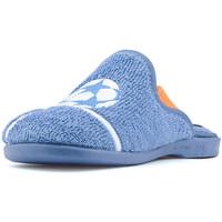 Chaussures Garçon Chaussons bébés Vulladi SERVIETTE  AZAFATA PORTERO BLEU