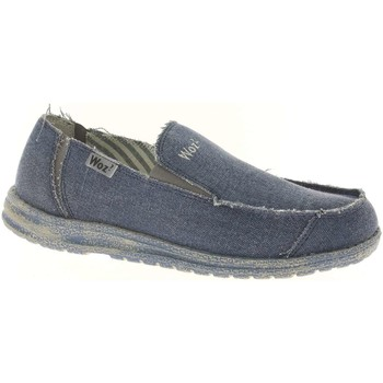 Chaussures Homme Slip ons Woz FRICK-U bleu