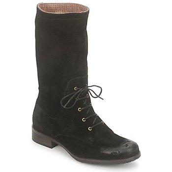 Chaussures Femme Boots Paul & Joe Sister GERRY Noir