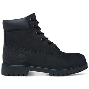 Chaussures Enfant Boots Timberland 6in prem wp Noir