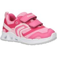 Chaussures Fille Multisport Geox B922VA 0EWBC B DAKIN Rosa