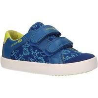 Chaussures Garçon Multisport Geox B821NA 01054 B GISLI Azul