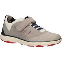 Chaussures Enfant Multisport Geox J921TA 01122 J NEBULA Gris