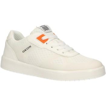 Chaussures Enfant Multisport Geox J925PB 01454 J KOMMODOR Blanco