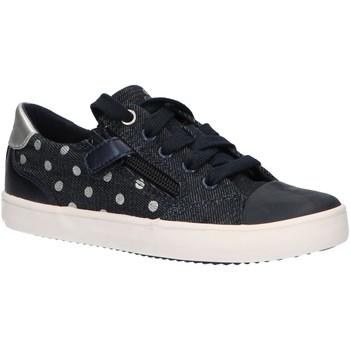 Chaussures Fille Baskets basses Geox J924NC 0SBNF J GISLI Azul