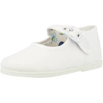 Chaussures Fille Chaussons Vulladi 32642 Blanc