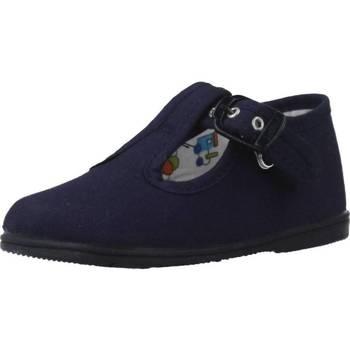 Chaussures Garçon Chaussons Vulladi 727 051 Bleu