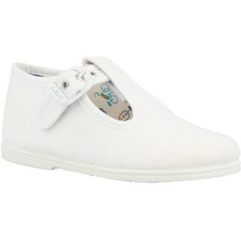 Chaussures Garçon Chaussons Vulladi 32666 Blanc