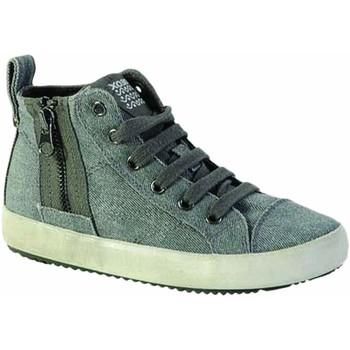Chaussures Enfant Baskets montantes Geox Basket  J Alonisso B Grey