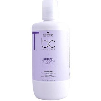 Beauté Soins & Après-shampooing Schwarzkopf Bc Keratin Smooth Perfect Treatment  750 ml