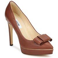 Chaussures Femme Escarpins Moschino MA1009 TOBACCO