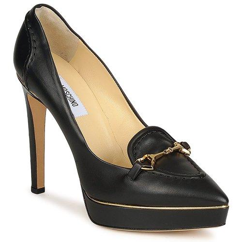Chaussures Femme Escarpins Moschino MA1003 NERO
