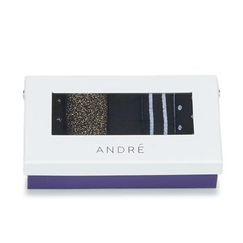 Accessoires textile Femme Chaussettes André FIRMAMENT Noir