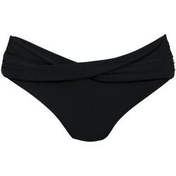 Vêtements Femme Maillots de bain séparables Rosa Faia Bas de maillot de bain twisté Island Hopping Noir Noir