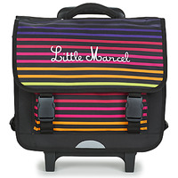Sacs Enfant Cartables Little Marcel CALICEO Noir / Multicolore