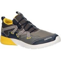 Chaussures Enfant Multisport Geox J926PA 014BU J SVETH Gris