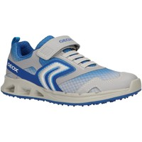 Chaussures Garçon Multisport Geox J929FA 01454 J DAKIN Gris