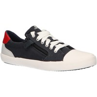 Chaussures Enfant Baskets basses Geox J925CA 01054 J GISLI Azul