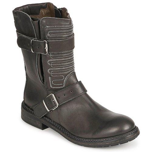 Bottines / Boots Fru.it ARLINE Noir 350x350