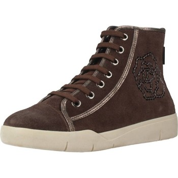 Chaussures Femme Baskets montantes Stonefly SIDNEY 1 BIS Marron
