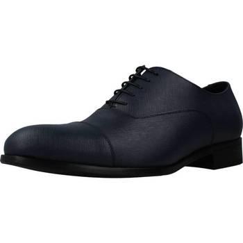 Chaussures Homme Richelieu Angel Infantes 50853 Bleu