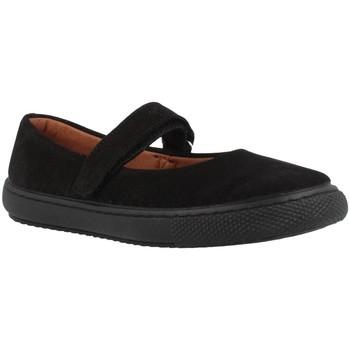 Chaussures Fille Derbies & Richelieu Vulladi 488 070 Noir