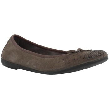 Chaussures Fille Derbies & Richelieu Vulladi 6414 070 Gris