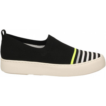 Chaussures Femme Slip ons What For CARLA black-nero
