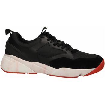 Chaussures Homme Baskets basses Cromier TECNOnylon black-nero