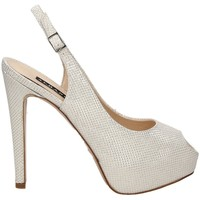 Chaussures Femme Sandales et Nu-pieds Albano PARTY bianco