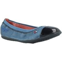 Chaussures Fille Derbies & Richelieu Tommy Hilfiger DANA 2C Bleu