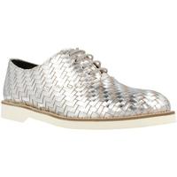 Chaussures Femme Derbies Angel Infantes 679 SUMA 36 Argent
