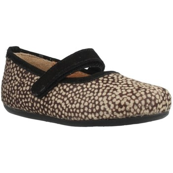 Chaussures Fille Ballerines / babies Gioseppo ADELISE Marron