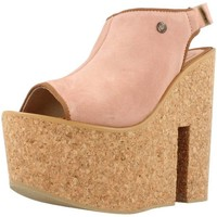 Chaussures Femme Sandales et Nu-pieds Istome SASHA 1 Rose