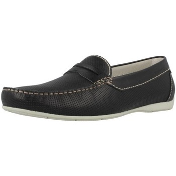 Chaussures Homme Mocassins Stonefly SUNNY 6 Noir