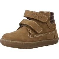 Chaussures Garçon Baskets montantes Chicco GALIS Marron